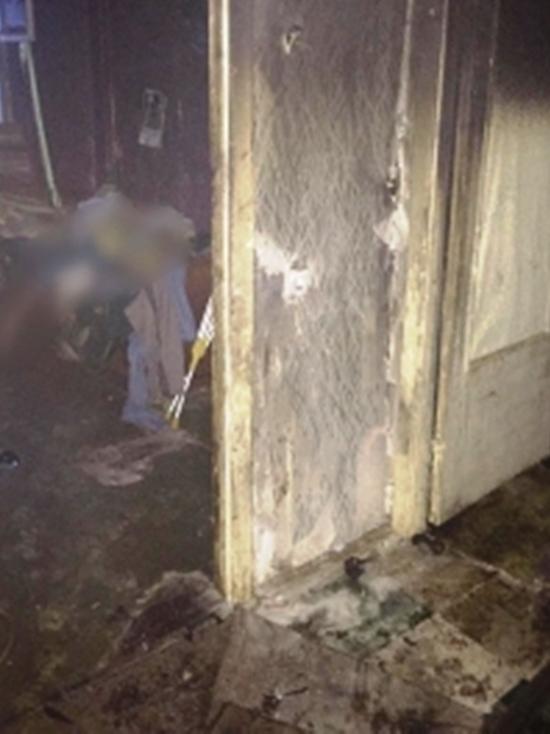 Тело женщины обнаружено в сгоревшей квартире в Малоярославце
