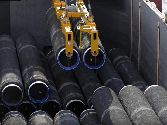 США собрались ввести санкции против строящих «Северный поток-2» кораблей