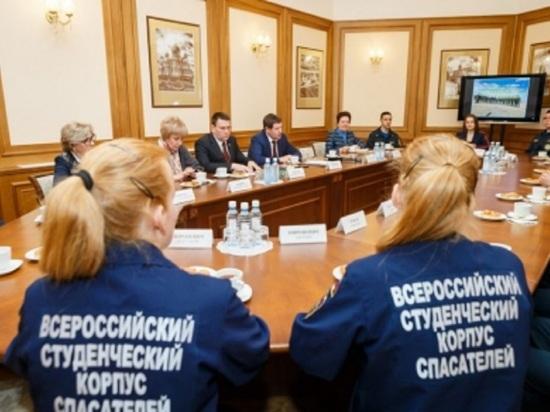 Свердловские студенты отличились при ликвидации последствий ЧС в Забайкалье