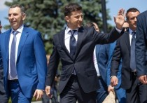 Соцопрос выявил доверие украинцев Зеленскому