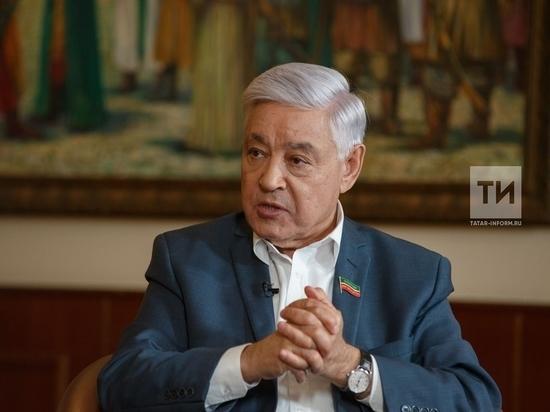 Мухаметшин прокомментировал обмеление Волги