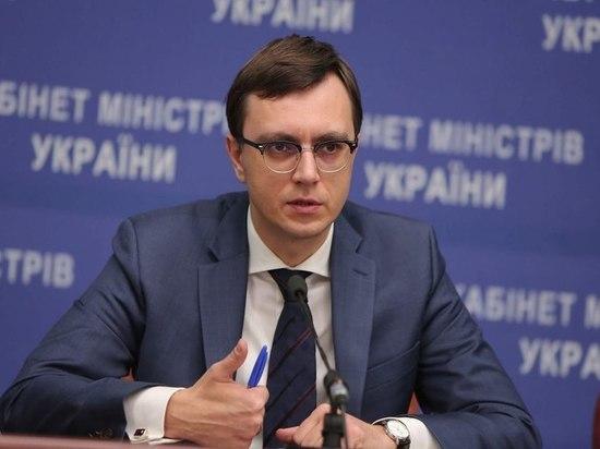 Украинский министр упрекнул Зеленского за разговоры на русском языке