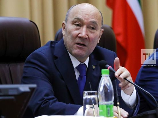 Марат Ахметов заявил об окончании сева яровых в Татарстане