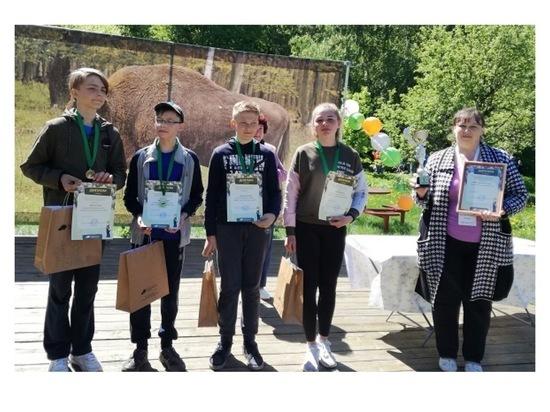 Школьники из Пролетарского победили в экологической спартакиаде