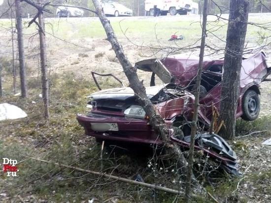 18-летний водитель погиб на трассе «Кола» в Карелии