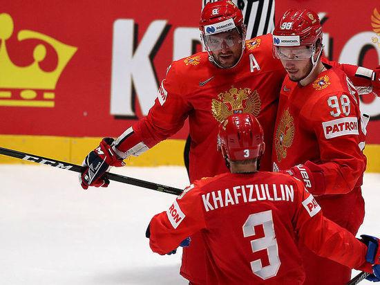 Видеотрансляция матча полуфинала чемпионат мира по хоккею Россия – Финляндия