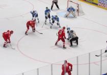 Россия и Финляндия не забивают уже два периода хоккейного полуфинала