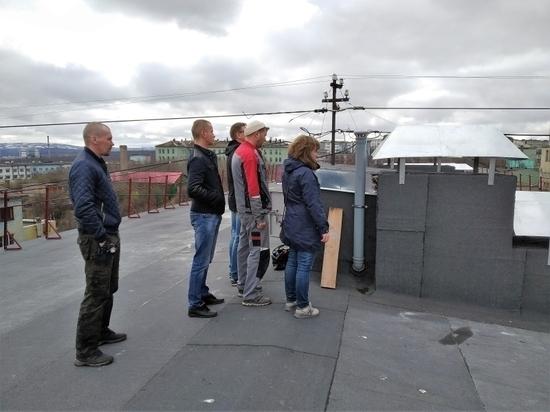 В Мурманской области ведутся работы по капительному ремонту