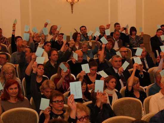 На съезде петербургского Союза журналистов посетовали на незащищенность прессы