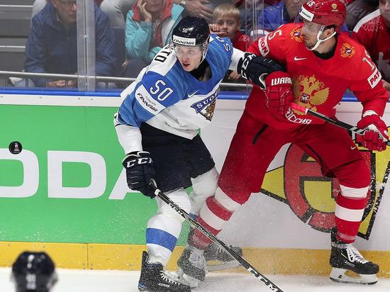 Андрей Николишин комментирует итоги полуфинала чемпионат мира по хоккею Россия – Финляндия