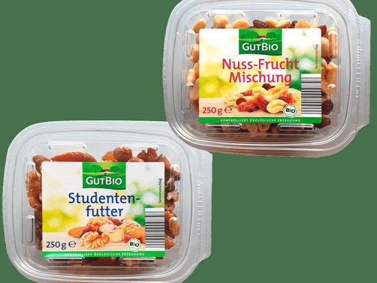 Aldi отзывает товары «Trail Food» из-за содержания токсинов плесени