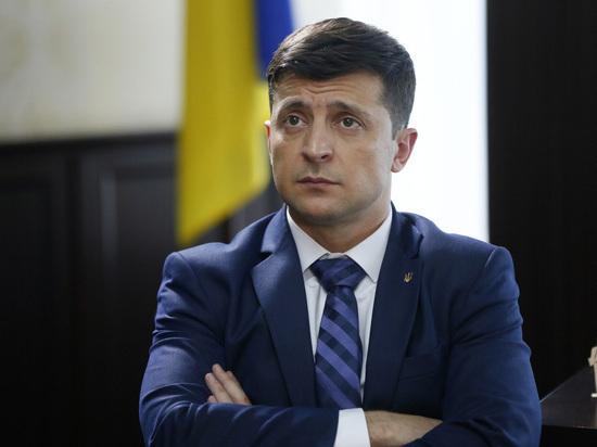 Зеленский станцевал с участниками шоу «Лига смеха»