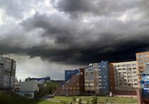 На Кузбасс надвигается шторм