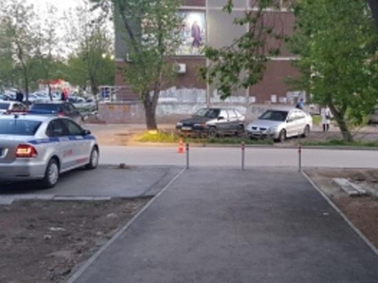 В Екатеринбурге водитель Mitsubishi ASX сбил восьмилетнего ребенка