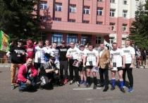 Чемпиона по силовому экстриму определили на Дне города в Чите