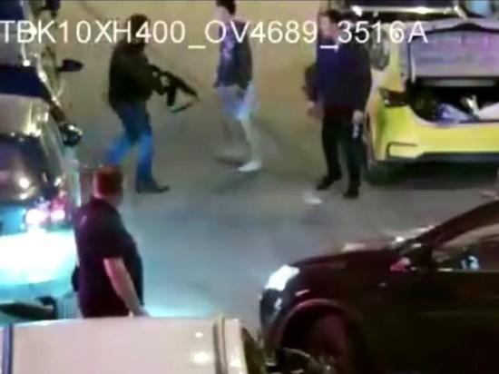 В подмосковной Трехгорке произошла массовая драка со стрельбой