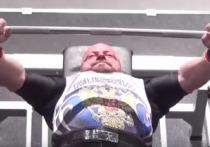 Тяжелоатлет из Северодвинска поставил мировой рекорд на чемпионате в Японии