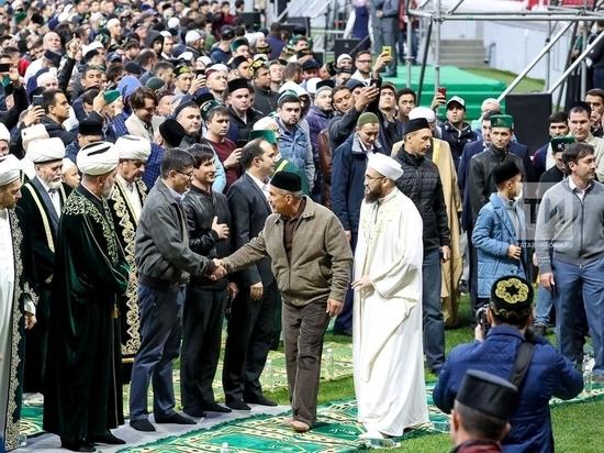 В Казани прошел рекордный по количеству участников ифтар
