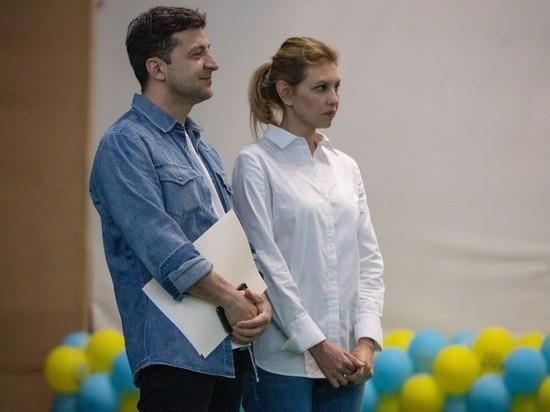 Станцевавшего на сцене Зеленского обвинили в высмеивании украинцев