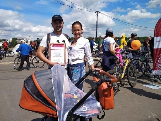 Победитель конкурса ГТО в Твери получил подарки от РИА