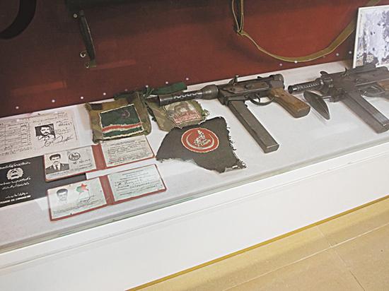 Музей Росгвардии показал уникальные исторические реликвии