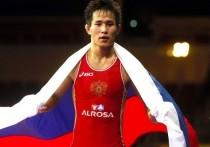 Герой Калмыкии поехал на турнир в Казахстан
