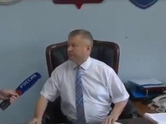 Следственный комитет начал проверку в отношении главы Ширинского района Сергея Зайцева