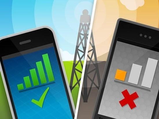 Жители Оренбургской области жалуются на операторов сотовой связи