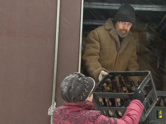 В Российской Федерации может возобновиться практика сдачи бутылок вмагазин