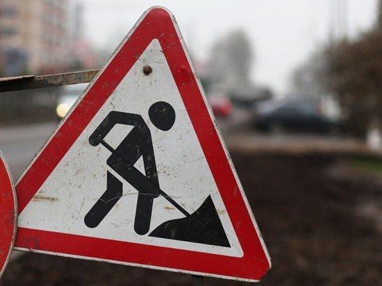 На Суринском путепроводе Ярославля разрушается бетонное основание