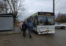 В Калуге московские автобусы должны вытеснить Пазики