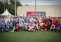 Футбольный турнир Roscongress Rosich Cup открыл спортивную программу ПМЭФ-2019