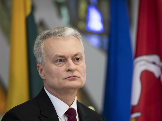 Новый президент Литвы Науседа высказался о «лексиконе» общения с Россией