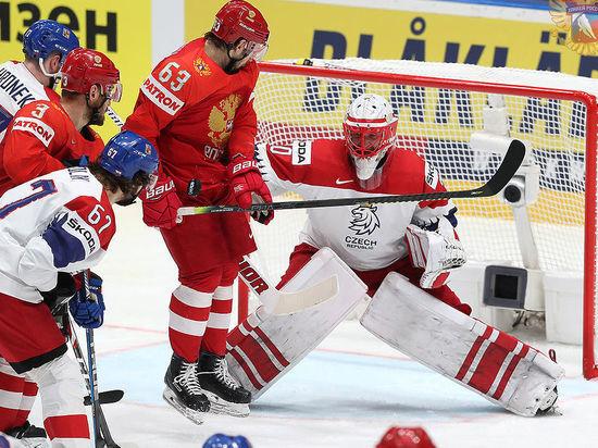 Финны показали командную игру, которую россияне показать не смогли