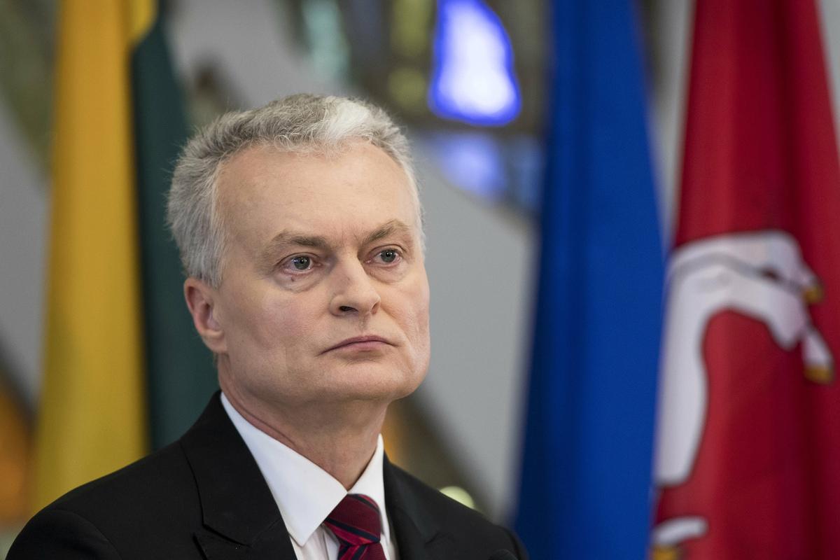 Литва пообещала Лукашенко поддержку в борьбе с Путиным