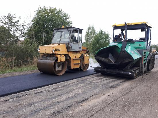 В Тверской области отремонтируют дорогу, соединяющую шесть районов