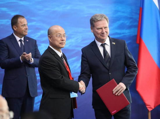 Чувашскую экопродукцию в Китай будут поставлять китайцы