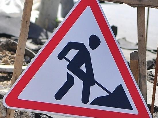 В Архангельске перекроют часть Троицкого из-за раскопок канализации