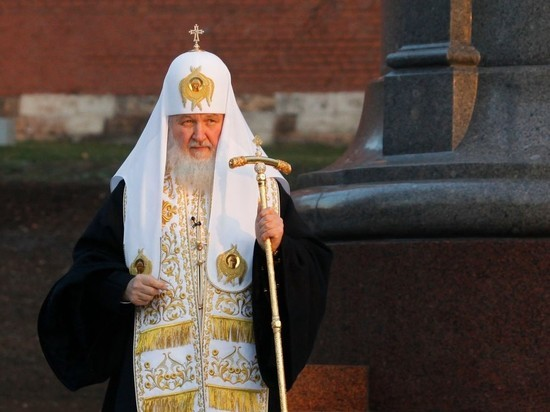 Патриарх Кирилл назвал противников новых храмов ассистентами Сатаны