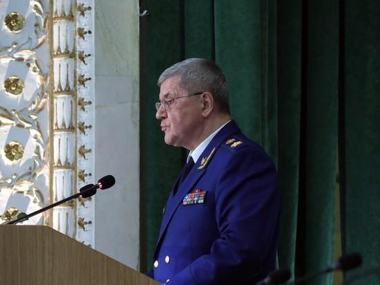 Чайка выдвинул прокурора Дагестана на пост прокурора Москвы