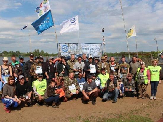 Каскада Верхневолжских ГЭС поддержал проведение шестого регионального фестиваля «Турнир по вылову бесхозных сетей «Ветер»