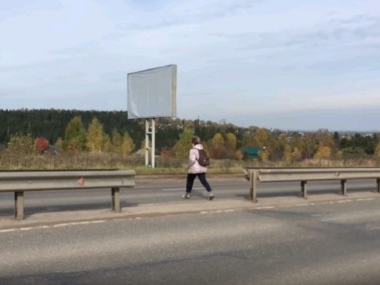 К 1 октября будет оборудован пешеходный переход в Малых Рябях