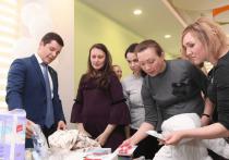 С 1 июня все роженицы Ямала начнут получать подарки