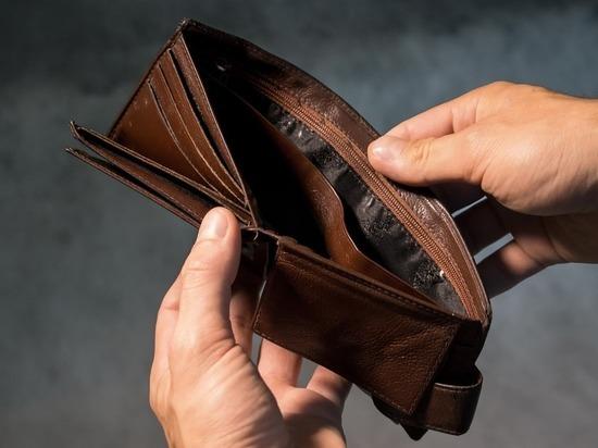 Половине россиян денег хватает только на еду и одежду