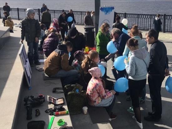 В Перми провели акцию в День  пропавших детей