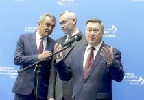 Представлен проект Новосибирского стадиона к МЧМ-2023 по хоккею