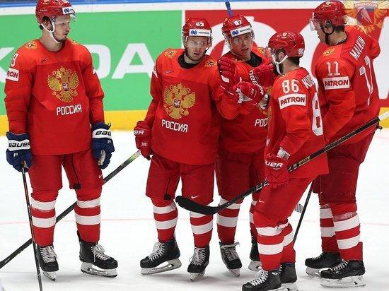 Сборная России снова сыграет с финнами на чемпионате мира по хоккею