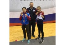 Юные серпуховички вошли в состав сборной России по боксу