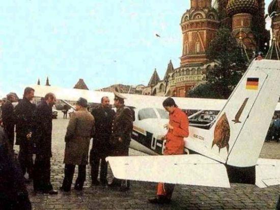 Очевидец посадки Руста на Красную площадь раскрыл секретные детали