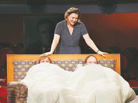 Спектакль режиссера Кобелева по пьесе Петрушевской дал ответ Сталину